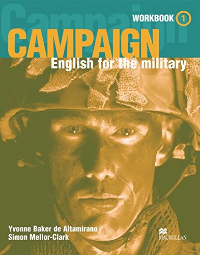 Campaign: English for the military/Workbook Package with Audio-CD por Simon Mellor-Clark