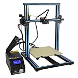 3D Drucker Kit (verbesserte Version) Creality CR-10S DIY Kit mit 1,75mm Filament / 0,4mm Düse / Dual Leading Schraube / beheiztes Bett / High-Precisio Free Testing Filament