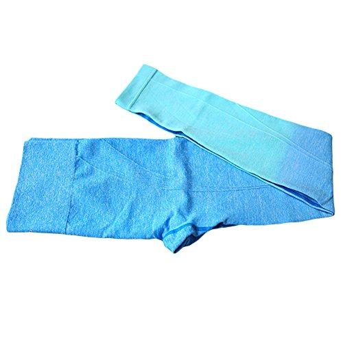 DaoJian Chaussures de sport Taekwondo Bleu clair
