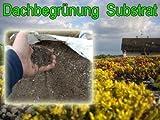 Teichbauzentrum Sankt Julian 30Kg Substrat für Dachbegrünung(0,66€/Kg) Gründach Begrünung Sedum Pflanzen