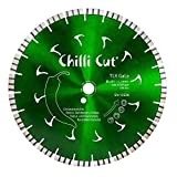 Chillicut 230x22,2mm Diamant-Trennscheibe Chillicu