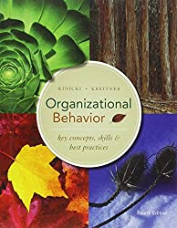 Key concepts of organizational behavior