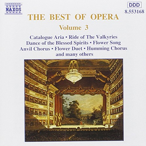 The Best Of Opera /Vol.3