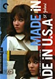 Made in U.S.A. (Criterion Collection) [Import italien]