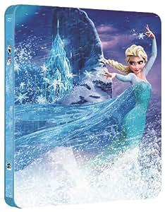 Steelbox Frozen el Reino del Hielo [Blu-ray]