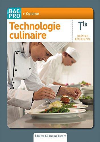 Technologie culinaire Tle bac pro cuisine by Stéphane Bonnard (2013-03-07) par Stéphane Bonnard