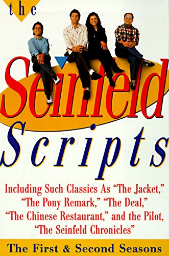 The Seinfeld Scripts: The First and Second Seasons por Jerry Seinfeld
