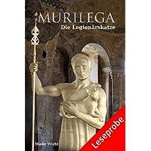 Murilega - eine Leseprobe: Die Legionärskatze