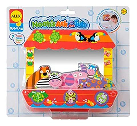 Noah's Ark in The Tub