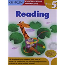 Grade 5 Reading (Kumon Reading Workbooks)