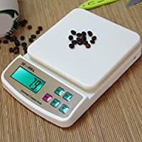 Electronic Kitchen Digital Weighing Scale Upto 10KgWith Batteries (SF-400A )