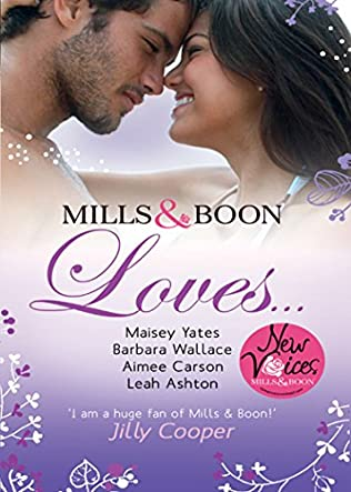 book cover of Mills & Boon Loves...