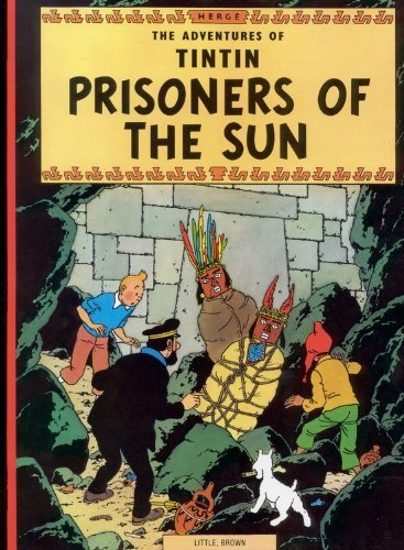 Prisoners of the Sun (Adventures of Tintin (Pb)) by Herge (1975-09-30)