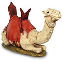 Bertoni statuetta del cammello, Legno, Multi-colour, 12 cm