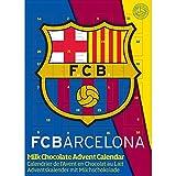 Adventskalender FC Barcelona Fan Adventskalender, Fussball Adventskalender (65g)