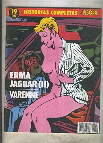 Historias completas de El Vibora numero 19: Erma Jaguar 2 (numerado 1 en trasera) par Varenne
