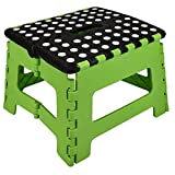 Zizzi Small Folding Step Stool - 150 Kg Capacity