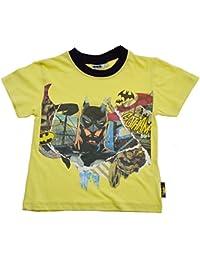 Boys - DC Comics Batman 100% Cotton Summer T-Shirt Top