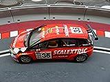 Coche Scalextric Seat Leon Supercopa con luces. Piloto Nogues. ref. 6365