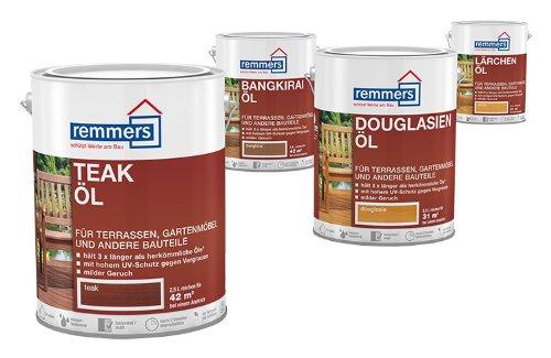 Preisvergleich Produktbild Remmers Gartenholz-Öl - Universal-Öl farblos 750ml