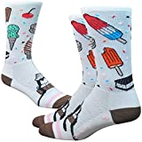 "Defeet Aireator 6"" Socks iSCREAM Schuhgröße S"