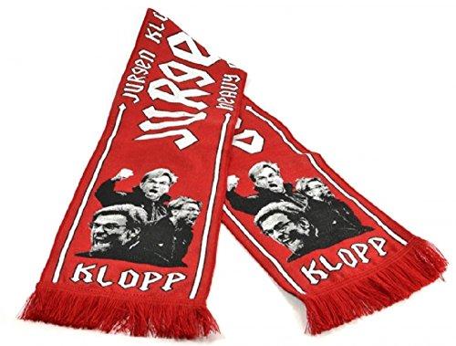"'juergen Klopp Jürgen Klopp ""Heavy Metal Football–Bufanda"
