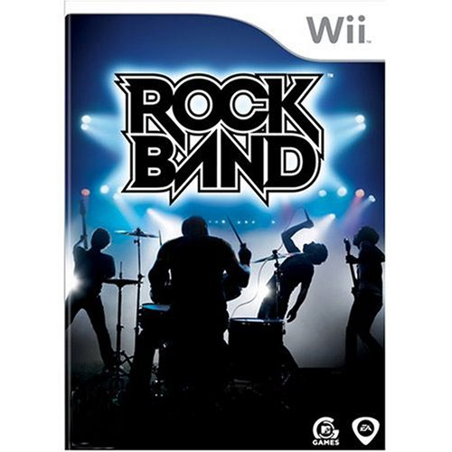 Rock Band - Game Only [UK Import] (Rock Für Wii-spiele Band)
