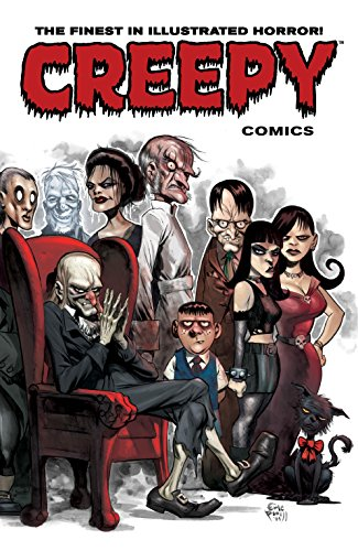 Creepy Comics Volume 1 (English Edition) eBook: Lansdale, Joe R ...