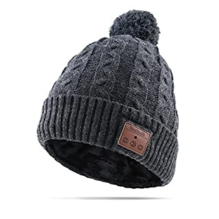 AIKER Bluetooth Hat sport hat for Winter Sports Fitness Gym Exercise