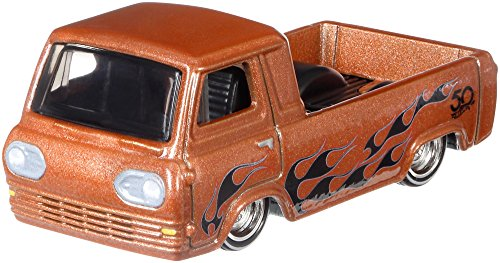 Hot Wheels 50th Anniversary Diecast Vehicle–60'S Ford Econoline