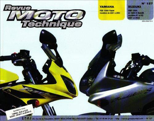 Rmt 127.1 Yam Fzs1000 Fazer (01/02) Suzuki Gsf 01/02