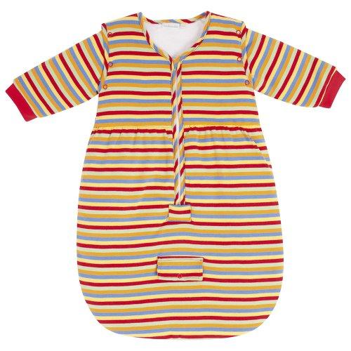 JoJo Maman Bébé - Sacco Nanna da viaggio, Multicolore (Arc-en-ciel), 6-18 mesi
