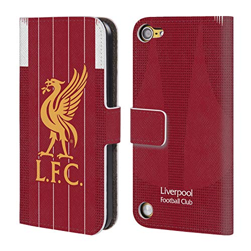 Head Case Designs Offizielle Liverpool Football Club Home 2019/20 Kit PU Leder Brieftaschen Huelle kompatibel mit Touch 5th Gen/Touch 6th Gen (Gen Ipod 4. 16gb Touch)