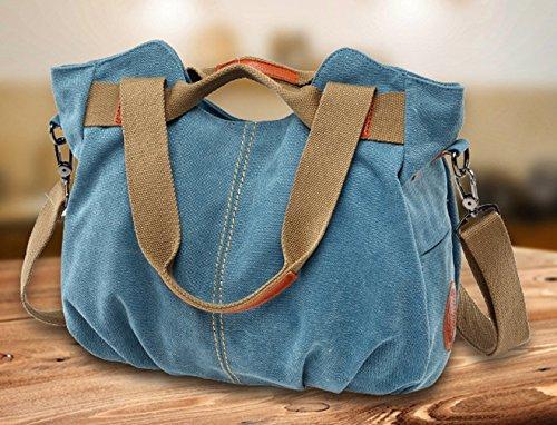 Keshi Leinwand Cool Damen Handtaschen, Hobo-Bags, Schultertaschen, Beutel, Beuteltaschen, Trend-Bags, Velours, Veloursleder, Wildleder, Tasche Pink
