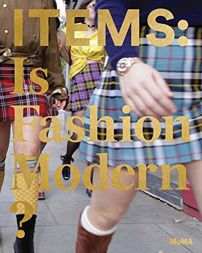 Items: Is Fashion Modern? por Paola Antonelli