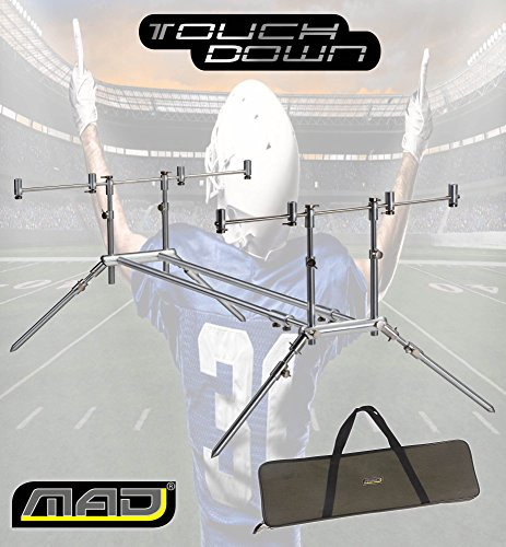 MAD Touch Down ROD POD – para 4 cañas de pescar