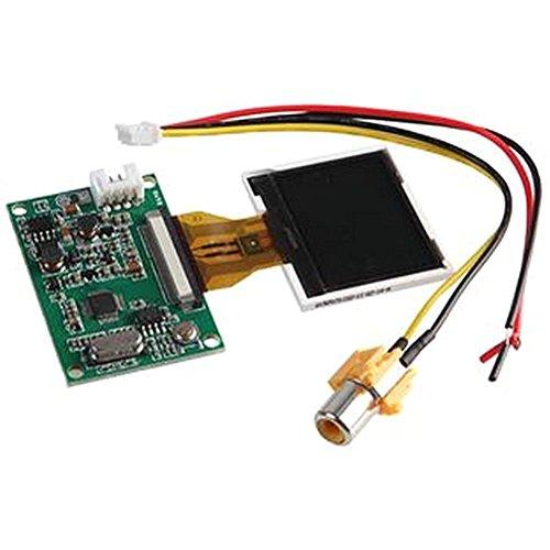 LCD Display 3,8cm opto-electronics zeigt, LCD-Display, 3,8cm LCD Display Typ: TFT, Auflösung (DPI): 192dpi, ansehen Bereich (H x W): 29.79mm x, 22.32mm, Pixel Pitch (H x W): 0.0625mm x 0.938mm (0.938)