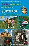 Erlebniswandern mit Kindern Südtirol: Mit vielen spannenden Freizeittipps. 36 Wanderungen und zahlreiche Ausflüge. Mit GPS-Daten (Rother Wanderbuch)*