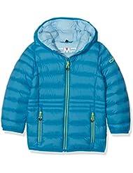 CMP–F. lli Campagnolo–Chaqueta plumífero para niña, otoño/invierno, niña, color Sea Blue/Acquamarina, tamaño 140