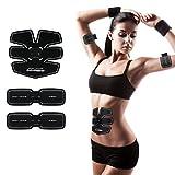 Elektrostimulator Frauen/Mann Bauch/Beine/Waist/Arm Massage-gerät Wiederaufladbar USB Ladegerät--05(3-Gerät)