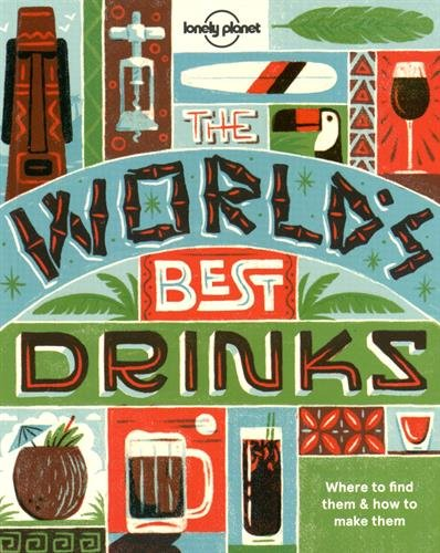 The World's Best Drinks (mini) 1 (Pictorials) por Autores varios