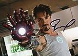 Édition limitée Robert Downey JR Iron Man Photo dédicacée par autographe