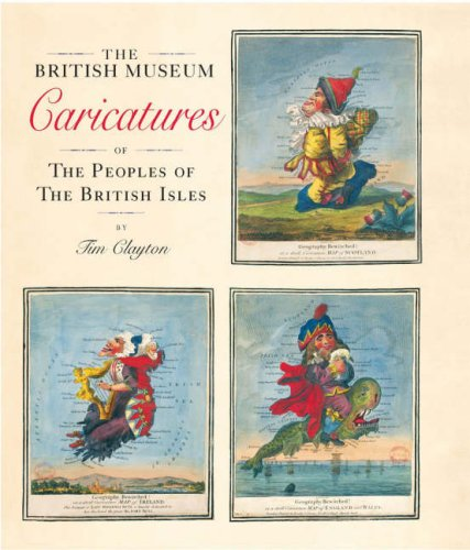 Caricatures of the Peoples of the British Isles (Gift Books)