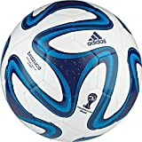 #10: Alka Football Blue Brazuka Multicolor Size 5