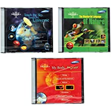 Zeus 3 CD Learning Pack -My Body(Myself),Touch the Sky Touch the Universe , The Wonderful Language Of Nature from Britannica