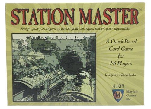 Station Master [englischsprachige Version] Master-station