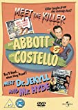 Abbott And Costello: Meet The Killer/Jekyll And Hyde [DVD]