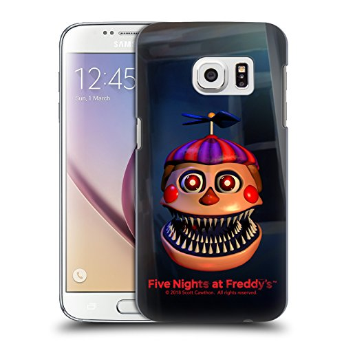 Official Five Nights At Freddy's Nightmare Balloon Boy Game 4 Hard Back Case for Samsung Galaxy S7