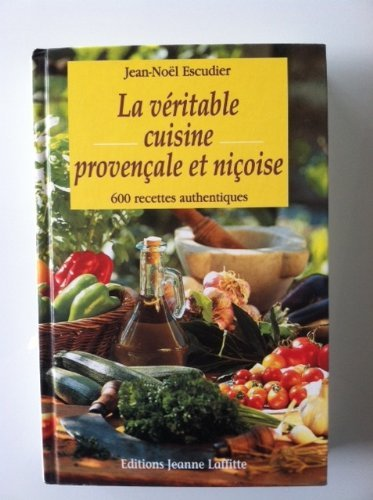 La véritable cuisine provençale et niçoise, 110496