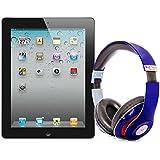 Pack iPad 2 16Go Wifi 3G Noir avec casque Bluetooth Bleu